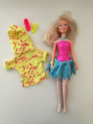 Jem and the Holograms Flash N Sizzle Doll 1985 Hasbro with Accessories