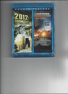 2 Features-2012 Doomsday-Countdown:armageddon/blu-Ray/buy Any 4 Items Ship Free