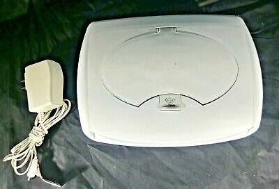 Prince Lionheart Baby Wipes Warmer Ultimate White Used