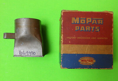 1941 1946 1947 1948 Dodge Chrysler DeSoto Heater Adapter OEM MoPaR part # 864930