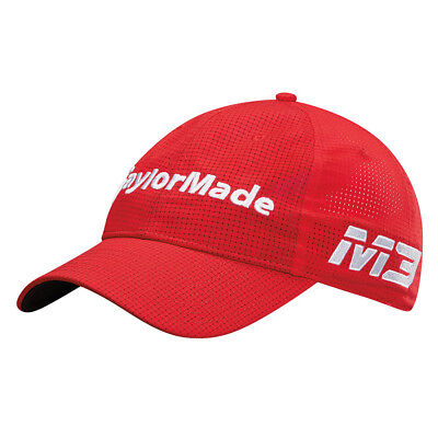 0dc7d6bb66f TAYLORMADE TOUR LITE Tech Cap Golf Hat M3 New - Choose Color ...
