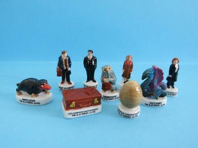 Retired  Fantastic Beasts And Where To Find Them Figurine, Occamy, Magical Trunk