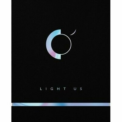 "SJmusic [ONEUS] 1st Mini Album ""Light Us"" CD+BookLET(104p)+Cards+etc+POSTER"