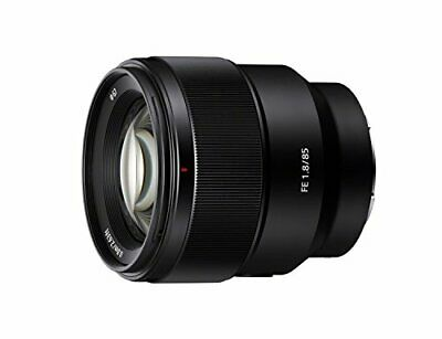 【EMS】Brand-New SONY E-mount Lens FE 85mm F1.8 SEL85F18 Japan