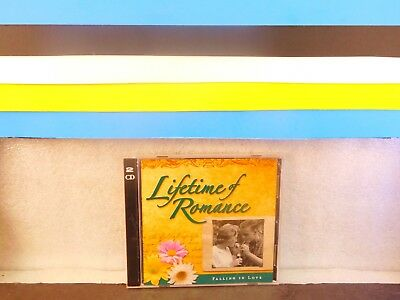 Lifetime Of Romance Falling in Love Time Life 2 DISC SET CD New Sealed