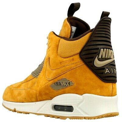 Details about NIKE AIR MAX 90 BOOT WINTERIZED WATERPROOF 105886337 SIZE 10.5