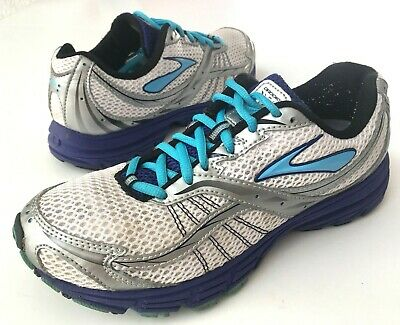 6f80478154a Brooks Women s Launch Running Shoes Purple Teal White size 7.5 M