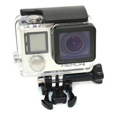 Clear Diving Underwater Waterproof Housing Case Cover For GoPro HD Hero 4 Camera