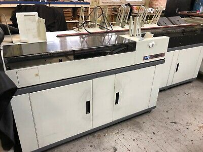6 Station inserting machine PFE Automailer 3 & Operating Instructions Manual