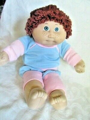 1984 Cabbage Patch Kids Doll & clothes - Applalachian - Jesmar Clothes - no box