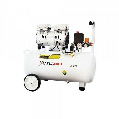 Other Air Compressors Whisper Silent Compressor Pro 80l Oil Free Low Noise 69db Air Compressor Clinic Complete In Specifications