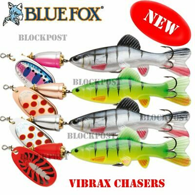 Blue Fox Vibrax Double Spin Spinners BFVDS6SCBR Weight 23 g Size Nr 6