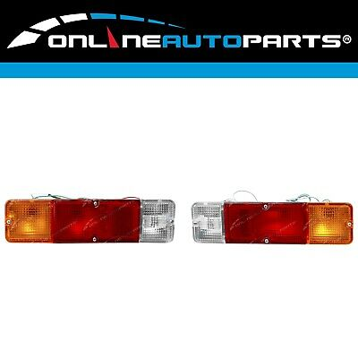 Pair of Tail Light Lamps suits Suzuki Sierra SJ40 SJ40T SJ50 SJ51T SJ70 SJ80