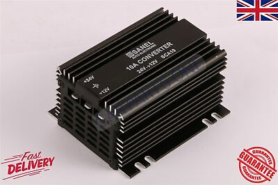 120W 10 Amper 3 Terminal For Bus Truck Electronic Converter 24 VOLT