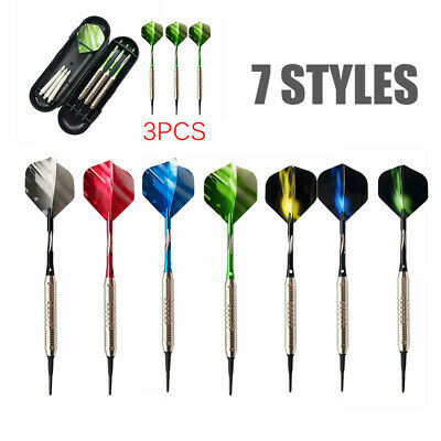 3PCS Darts Set Soft Aluminum Alloy Shaft Stems 153mm Indoor Game High Quality