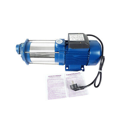 Centrifugal Booster Electric Water Pump 1100/1800/2200W Jet pump Irrigation