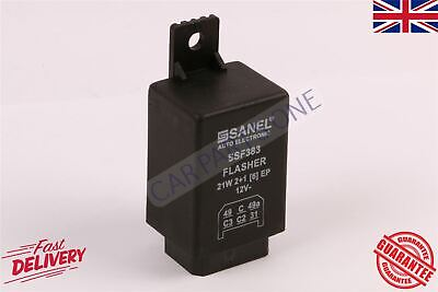 12Volt 6 Pin Flasher Indicator Relay Unit For New Holland Ford Tractor