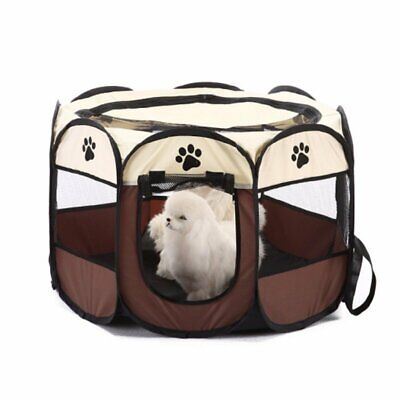 Foldable Folding Pet Carrier Tent Fabric House Cage Kennel Tent For Dog Cat etc
