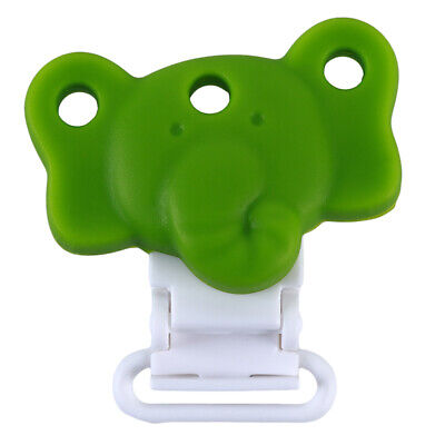 Baby Infant Animal Shaped Dummy Pacifier Soother Silicone Teether Nipple Toy B