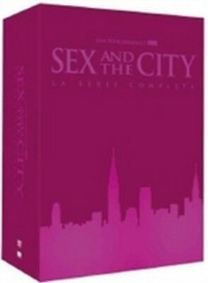 Sex and the City - La serie completa (17 DVD) - ITALIANO ORIGINALE SIGILLATO -