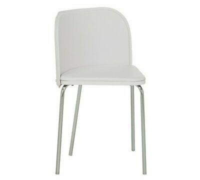 ae03f0d90c63 Argos Home Amparo Dining Table s 4 Chairs - White 259 3807 1bX UK SELLER