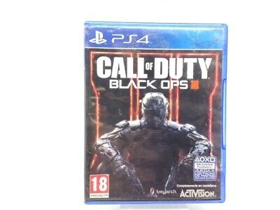 Juego Ps4 Call Of Duty Black Ops Iii Ps4 4482132