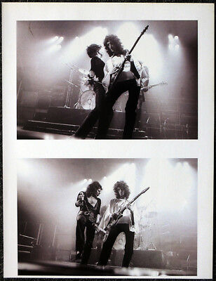 Queen Poster Page Freddie Mercury & Brian May R12