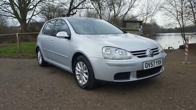 Volkswagen Golf 1.9 TDI Match 5dr. SILVER, LADY DOCTOR OWNED FULL SERVICEHISTORY