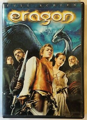 Eragon DVD : Full Screen Edition 2007 Ed Speleers, Jeremy Irons, Sienna Guillory
