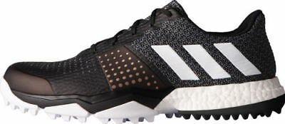 4e6def79618 NEW adidas Adipower Sport Boost 3 Golf Shoes Q44777 Black White Black size 9