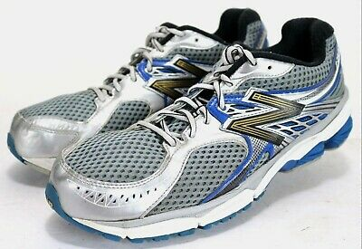timeless design 7ca71 b16d9 New Balance 1340 v1  120 Men s Running Shoes Size 12.5 Wide 2E Gray Blue