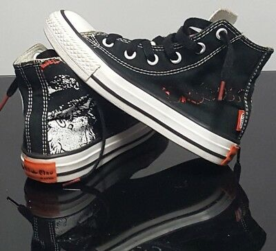 9717eeb70b8f Converse All Star Chuck Taylor Junior Youth Size 2 Dr Seuss Hi Top Lace Up  Shoes
