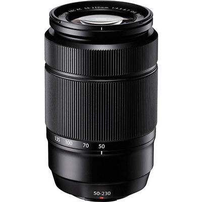 New Fujifilm XC 50-230mm OIS
