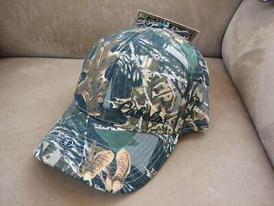 Cabelas 3-D Seclusion Camo Hat Cap Ballcap Hunting Outfitter Outdoors  Fishing b1c0fda667f9