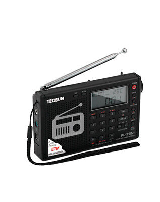 Tecsun PL310ET Multi-Band Portable Radio DSP, FM/AM/SW/LW with Easy Tune Mode