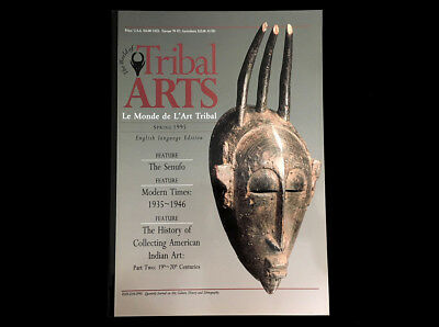 Tribal Art Magazine #5  Spring 1995  The Senufo  Marupai Amulets Of Papuan Gulf