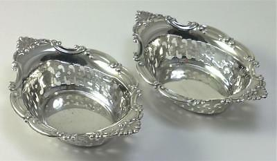 Vintage Pair of Gorham US Sterling Silver Bonbon/Nut Dishes (47g total) – {2}