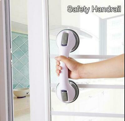 Home Bathroom Safety Hand Drail Anti-slip Handle Grab Bar Rail Strong Sucker Cup