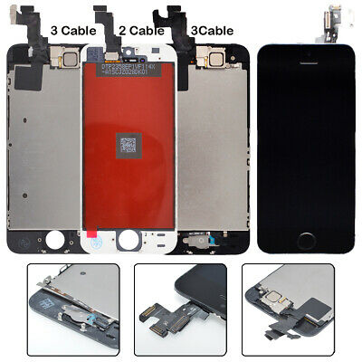 NEW LCD Display Touch Screen Digitizer Assembly Glass Replacement For iPhone SE