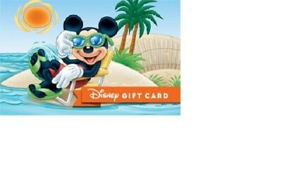$205 Disney Gift Card Credit After Charging $500 In 3 Mths-Disney Referral-Chase