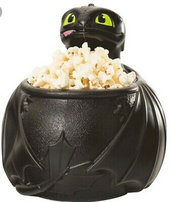 Httyd Exclusive Toothless Popcorn bucket