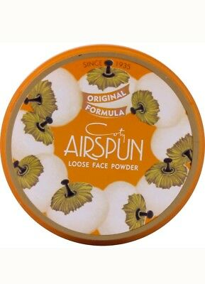Coty Airspun Translucent Extra Coverage 070-41 Loose Face Powder 2.3oz/65g New