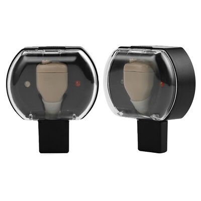 Rechargeable Mini Adjustable Tone In Ear Digital Hearing Aids Sound Amplifier#