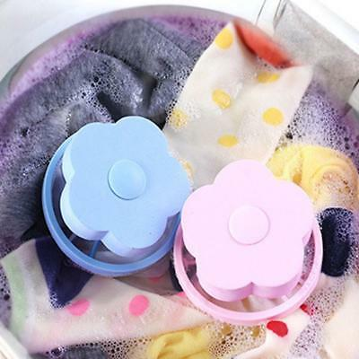Washing Machine Laundry Filter-Bag Floating Lint Hair Catcher Mesh Pouch Tool