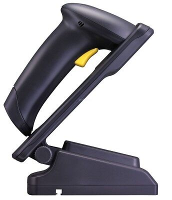 Cipherlab 1500P USB Barcode Scanner kit with Stand