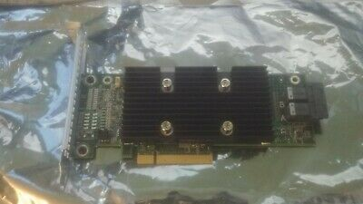 USED DELL PERC H330 RAID Controller Card, Full Height PCI-E (X2) SFF-8643