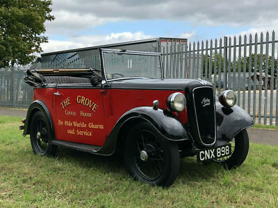 1938 Austin Seven 4 Seat Tourer Just Completed New Forest Tour * PRICE REDUCED *