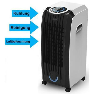 Air Cooler Mobile Klimaanlage 3in1 Klimagerät Klima Ventilator Fernbedienung