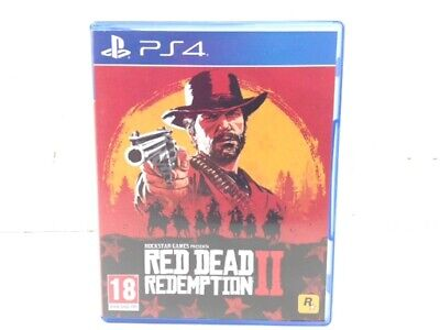Juego Ps4 Red Dead Redemption 2 Ps4 4485643