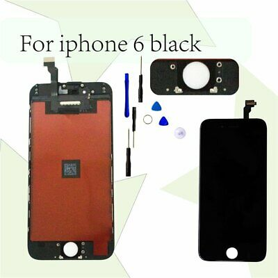 For  iPhone 6 Replacement  Front Screen LCD and Digitizer Assembly BLACK New